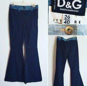 Dolce & Gabbana Flare pants